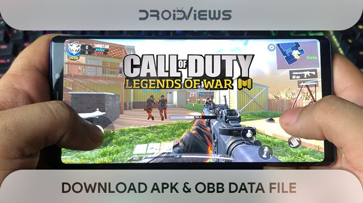 call of duty legends of war تحميل